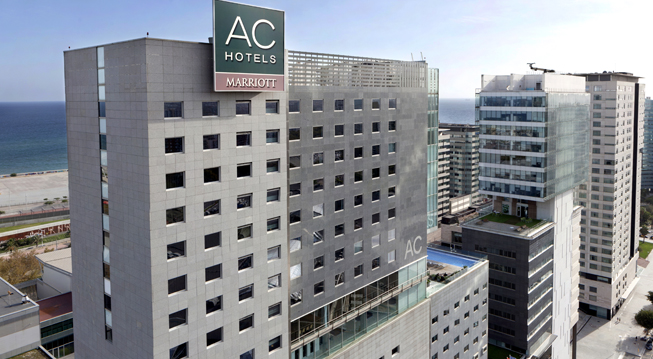 AC HOTEL BARCELONA FORUM 4*