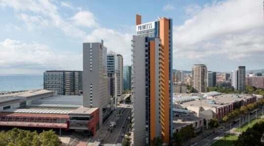 HOTEL BARCELONA PRINCESS 4*
